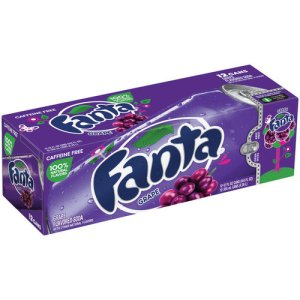 Exhibit A: Purple Soft Drink disguised as a box.