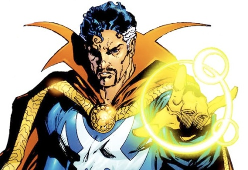 """The name is Strange...STEPHEN Strange....DOCTOR Stephen Str- look, just call me Steve."""